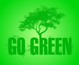 We Are Going Green